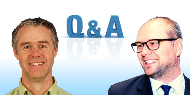 Q&A with Keith Klain and Paul Holland of Doran Jones